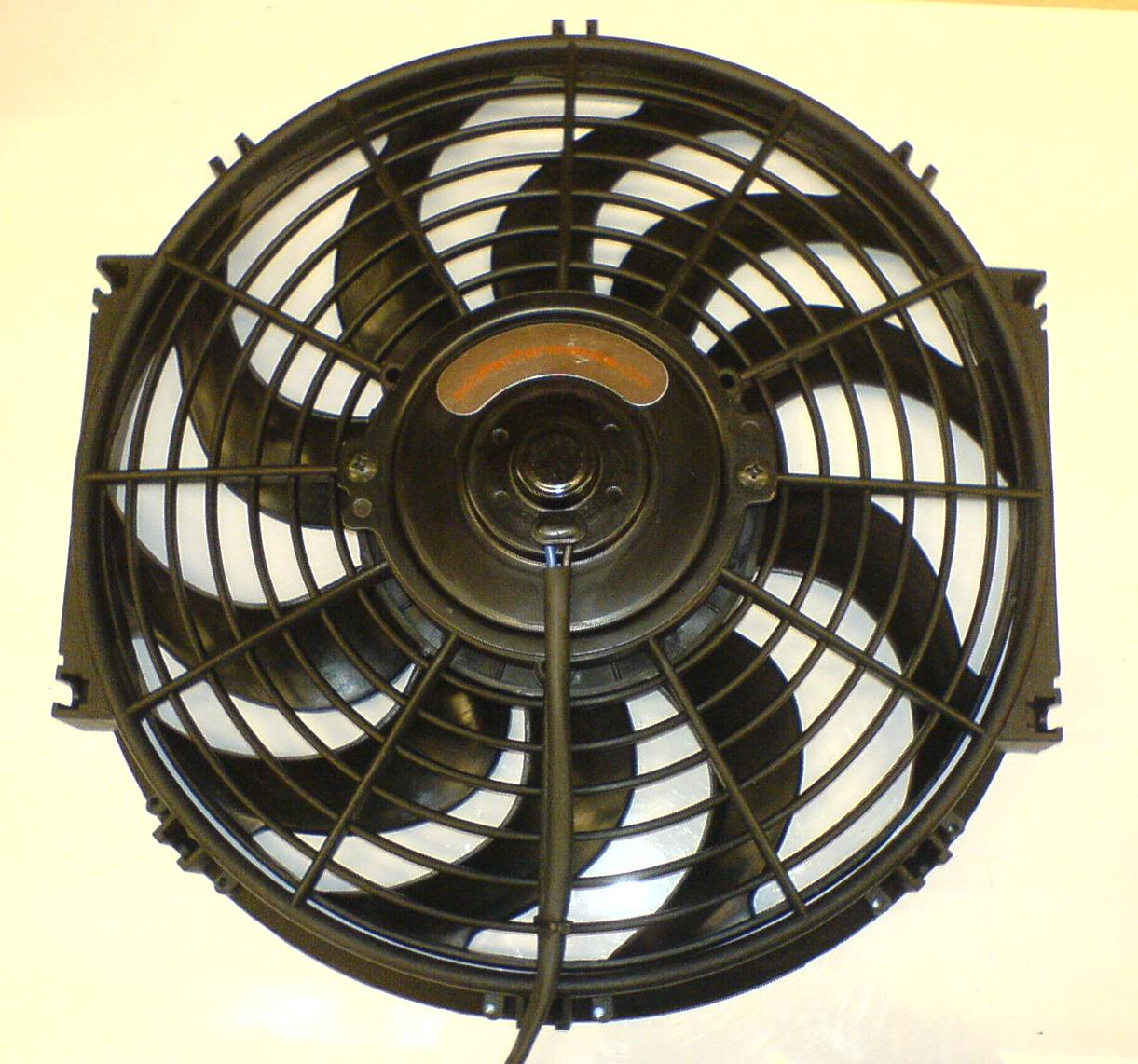 Radiator Electric Cooling Fans #AC631F