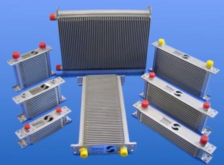 Mocal Oil Cooler range