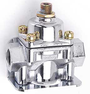 Holley Fuel Regulator 1lb to 4lbs 540-12-804 - from Speedflow