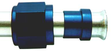 speedflow tube nut and tube sleeve